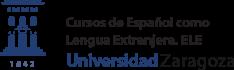 """Cursos de español como lengua extranjera<br><span style=""""font-size: 15px;"""">Vicerrectorado de Cultura y Proyección Social </span>"""